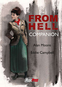 Copertina FROM HELL COMPANION n.0 - FROM HELL COMPANION, MAGIC PRESS