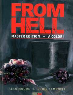 Copertina FROM HELL Master Ed. Integrale n. - FROM HELL: Master Edition - L'Integrale, MAGIC PRESS
