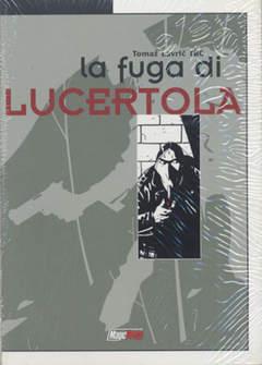 Copertina FUGA DI LUCERTOLA n.0 - FUGA DI LEZARD, MAGIC PRESS