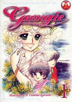 Copertina GEORGIE! n.1 - GEORGIE! VOL.1 (VARIANT COVER), MAGIC PRESS