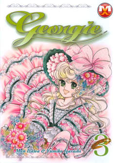 Copertina GEORGIE! n.3 - GEORGIE! VOL.3, MAGIC PRESS