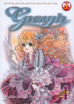 Copertina GEORGIE! n.4 - GEORGIE! VOL.4, MAGIC PRESS