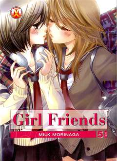 Copertina GIRL FRIENDS n.5 - GIRL FRIENDS 5, MAGIC PRESS