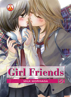 Copertina GIRL FRIENDS n.5 - GIRL FRIENDS VOL.5, MAGIC PRESS