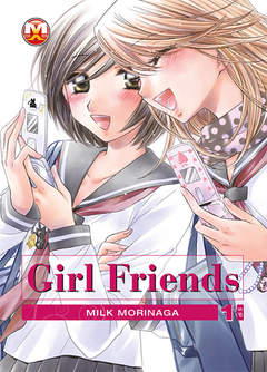 Copertina GIRL FRIENDS (m5) n.1 - GIRL FRIENDS, MAGIC PRESS