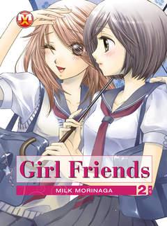 Copertina GIRL FRIENDS (m5) n.2 - GIRL FRIENDS, MAGIC PRESS