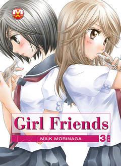 Copertina GIRL FRIENDS (m5) n.3 - GIRL FRIENDS, MAGIC PRESS