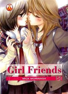 Copertina GIRL FRIENDS (m5) n.5 - GIRL FRIENDS, MAGIC PRESS