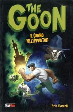 Copertina GOON n.1 - GIORNO DELL'AVVOLTOIO, MAGIC PRESS
