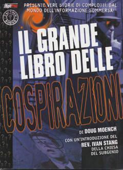 Copertina GRANDI LIBRI n.3 - GRANDE LIBRO DELLE COSPIRAZIONI, MAGIC PRESS