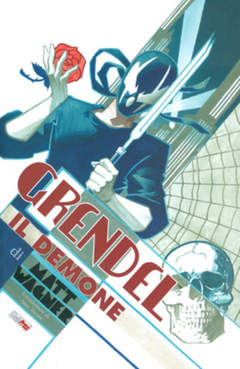 Copertina GRENDEL n.0 - GRENDEL VOL.0: IL DEMONE, MAGIC PRESS