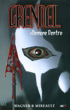Copertina GRENDEL n.3 - GRENDEL VOL.3: IL DEMONE DENTRO, MAGIC PRESS