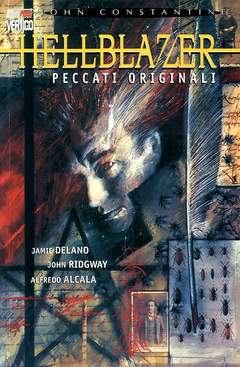 Copertina HELLBLAZER n.0 - PECCATI ORIGINALI, MAGIC PRESS