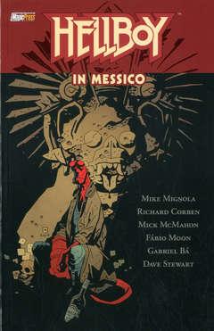 Copertina HELLBOY IN MESSICO n. - HELLBOY IN MESSICO, MAGIC PRESS