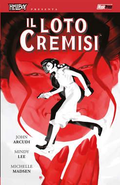Copertina HELLBOY PRESENTA LOTO CREMISI n. - IL LOTO CREMISI, MAGIC PRESS