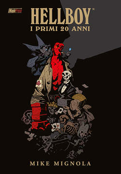 Copertina HELLBOY I PRIMI 20 ANNI n. - I PRIMI 20 ANNI, MAGIC PRESS