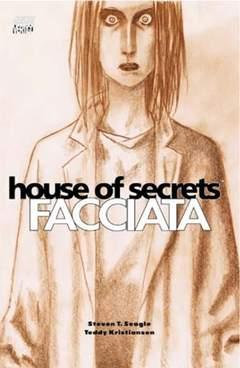 Copertina HOUSE OF SECRETS FACCIATA n.0 - HOUSE OF SECRETS FACCIATA, MAGIC PRESS
