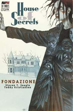 Copertina HOUSE OF SECRETS 1 FONDAZIONE n.0 - HOUSE OF SECRETS FONDAZIONE, MAGIC PRESS
