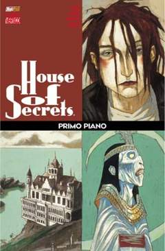 Copertina HOUSE OF SECRETS 2 PRIMO PIANO n.0 - HOUSE OF SECRETS FONDAZIONE, MAGIC PRESS