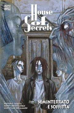 Copertina HOUSE OF SECRETS 5 SEMIN.SOFFI n.0 - HOUSE OF SECRETS 5 SEMIN.SOFFI, MAGIC PRESS