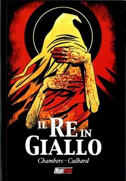 Copertina IL RE IN GIALLO - IL FUMETTO n. - IL RE IN GIALLO - IL FUMETTO, MAGIC PRESS
