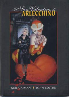Copertina IL SAN VALENTINO DI ARLECCHINO n. - IL SAN VALENTINO DI ARLECCHINO, MAGIC PRESS