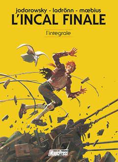 Copertina L'INCAL FINALE: L'INTEGRALE n. - L'INCAL FINALE: L'INTEGRALE, MAGIC PRESS