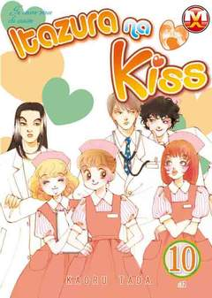 Copertina ITAZURA NA KISS n.10 - ITAZURA NA KISS VOL.10, MAGIC PRESS