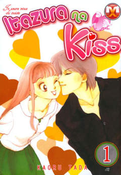 Copertina ITAZURA NA KISS n.1 - ITAZURA NA KISS VOL.1, MAGIC PRESS