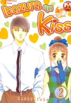 Copertina ITAZURA NA KISS n.2 - ITAZURA NA KISS VOL.2, MAGIC PRESS