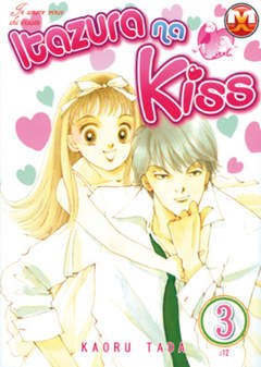 Copertina ITAZURA NA KISS n.3 - ITAZURA NA KISS VOL.3, MAGIC PRESS