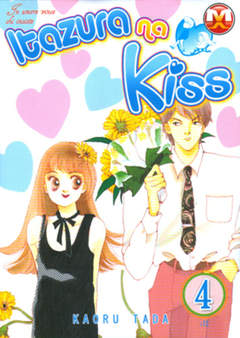 Copertina ITAZURA NA KISS n.4 - ITAZURA NA KISS VOL.4, MAGIC PRESS