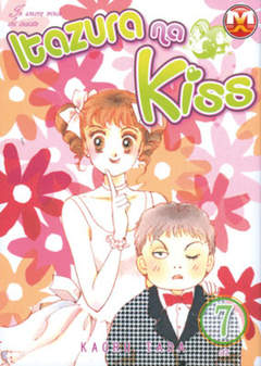Copertina ITAZURA NA KISS n.7 - ITAZURA NA KISS VOL.7, MAGIC PRESS