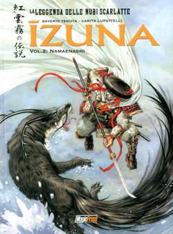 Copertina IZUNA n.2 - NAMAENASHI, MAGIC PRESS