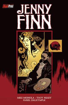 Copertina JENNY FINN n.0 - JENNY FINN, MAGIC PRESS