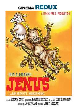 Copertina JENUS DI NAZARETH #1 Redux Var n. - JENUS DI NAZARETH #1 Redux - Variant di L.ORTOLANI, MAGIC PRESS