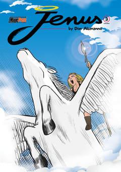 Copertina JENUS DI NAZARETH n.3 - JENUS DI NAZARETH VOL.3, MAGIC PRESS