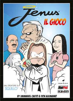 Copertina JENUS - IL GIOCO n. - JENUS - IL GIOCO, MAGIC PRESS