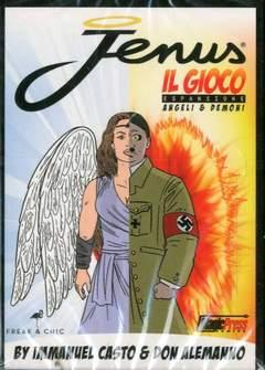 Copertina JENUS IL GIOCO ESPANSIONE n.0 - ANGELI & DEMONI, MAGIC PRESS