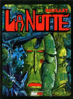 Copertina LA NOTTE n. - LA NOTTE (PHILIPPE DRUILLET), MAGIC PRESS