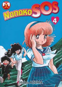 Copertina NANAKO SOS n.4 - NANAKO SOS VOL.4, MAGIC PRESS