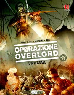 Copertina OPERAZIONE OVERLORD (m2) n.1 - SAINTE-MERE-EGLISE, MAGIC PRESS