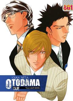 Copertina OTODAMA n.2 - OTODAMA VOL.2, MAGIC PRESS