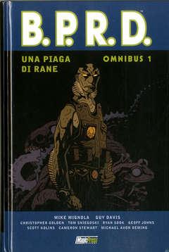 Copertina B.P.R.D. Omnibus n.1 - UNA PIAGA DI RANE 1, MAGIC PRESS