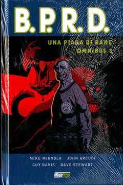 Copertina B.P.R.D. Omnibus n.3 - UNA PIAGA DI RANE 3, MAGIC PRESS