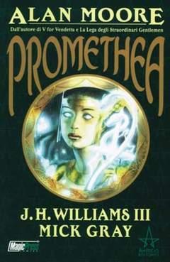 Copertina PROMETHEA TP (m5) n.1 - PROMETHEA, MAGIC PRESS