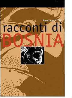Copertina RACCONTI DI BOSNIA n.0 - FAVOLE DALLA BOSNIA, MAGIC PRESS