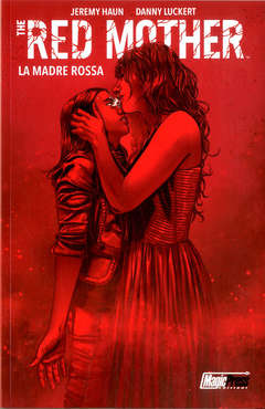 Copertina RED MOTHER (m2) n.2 - THE RED MOTHER, MAGIC PRESS