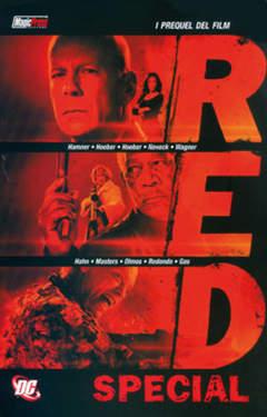 Copertina RED n. - RED SPECIAL, MAGIC PRESS