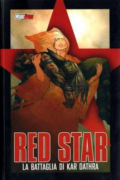 Copertina RED STAR n.0 - LA BATTAGLIA DI KAR DATHRA, MAGIC PRESS